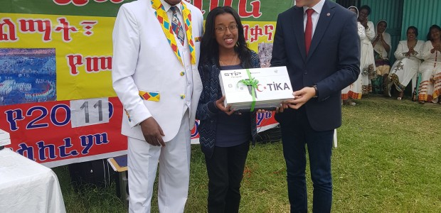 TİKA Supports University Students in Ethiopia  - 3