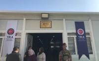 """""""تيكا"""" التركية تفتتح عيادة بمستشفى الأمراض السرطانية في الموصل"""