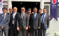 TİKA'dan Musul'da Kanser Hastanesine Destek