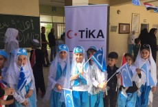 Educational Support from TİKA to Iraqi Students