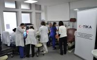 TİKA'dan Karadağ'a Tıbbi Cihaz Desteği