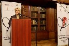 Emine Erdoğan Attended the TİKA Program in Hungary