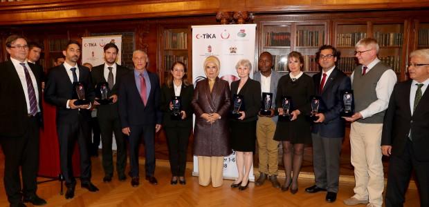 Emine Erdoğan Attended the TİKA Program in Hungary  - 3