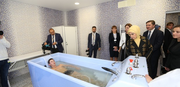 First Lady Emine Erdoğan Visited TİKA Projects in Moldova - 2