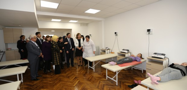 First Lady Emine Erdoğan Visited TİKA Projects in Moldova - 3