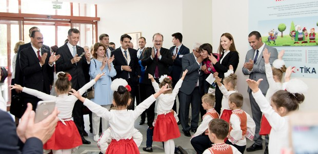 Nasreddin Hodja Preschool Built in Gagauzia was Opened - 4