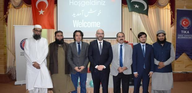 TİKA Pakistan'da Robot Laboratuvarı Açtı - 4