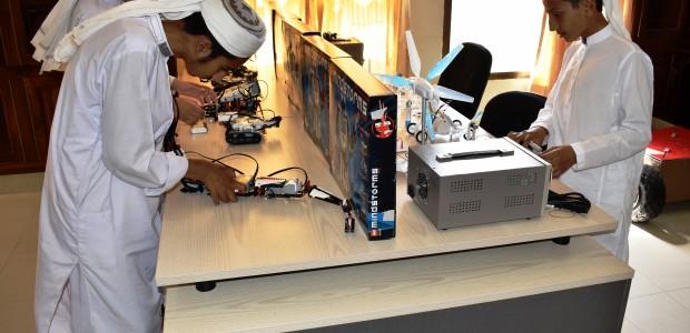 TİKA Pakistan'da Robot Laboratuvarı Açtı - 2