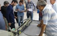 TİKA'dan Tacikistan'da Kaynakçılık Atölyesi Tadilatı ve Donanımı