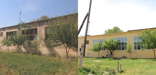 TİKA'dan Tacikistan'da Kaynakçılık Atölyesi Tadilatı ve Donanımı  - 3