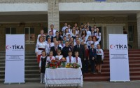 TİKA'dan Ukrayna'da Eğitime Destek