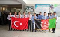 تيكا التركية تفتتح مشاريع لتطوير المنشآت التعليمية في أفغانستان