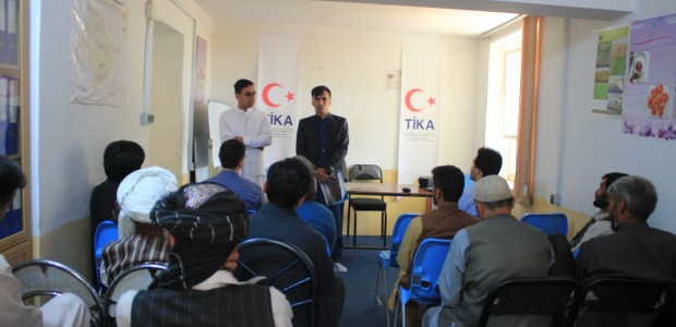TİKA Supports Farmers in Afghanistan  - 2