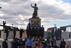 افتتاح النصب التذكاري لرمز الصداقة التركية الجزائرية