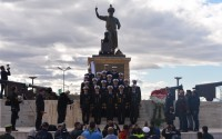 The Oruç Reis Memorial was inaugurated in Algeria on the 500th anniversary of his martyrdom