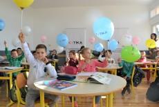 تيكا التركية تدعم البنية التحتية التعليمية في الجبل الاسود
