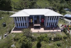 TİKA Kolombiya'da Barışın Tesisine Destek Olmaya Devam Ediyor