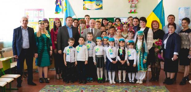 TİKA'dan Ukrayna'da Kırım Tatarlarına Destek - 2