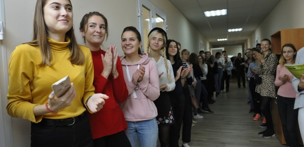Ukrayna'da Tavriya Milli Üniversitesi'nde Şarkiyat Enstitüsü Kuruldu - 2