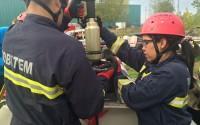 TİKA Trains Firefighters in Venezuela