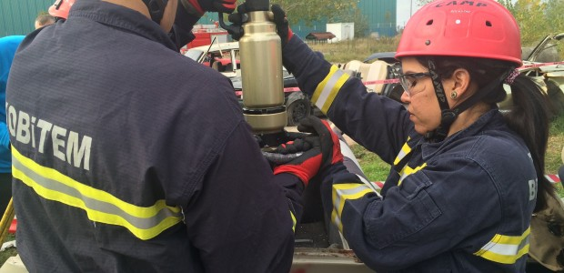 TİKA Trains Firefighters in Venezuela  - 1