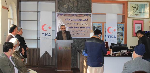 TİKA'dan Afganistan Hat Sanatına Destek - 2