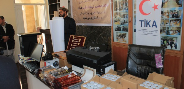 TİKA'dan Afganistan Hat Sanatına Destek - 3