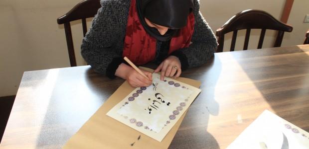 TİKA'dan Afganistan Hat Sanatına Destek - 5