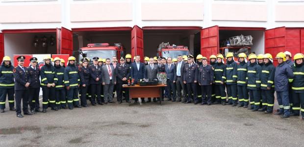 TİKA'dan Arnavutluk'ta 447 Proje  - 3