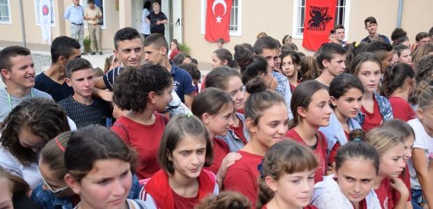TİKA'dan Arnavutluk'ta 447 Proje  - 2