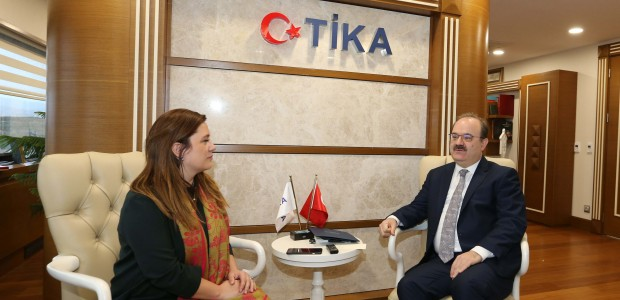 Turkey keeps breaking records in humanitarian aid and development assistance - 1