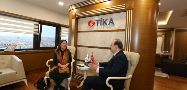 Turkey keeps breaking records in humanitarian aid and development assistance - 3