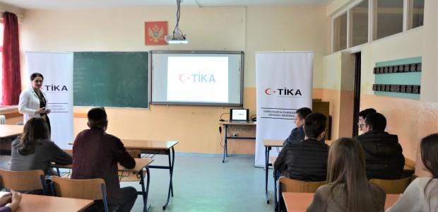 TİKA, Karadağ'da Eğitim Altyapılarını Desteklemeye Devam Ediyor - 3