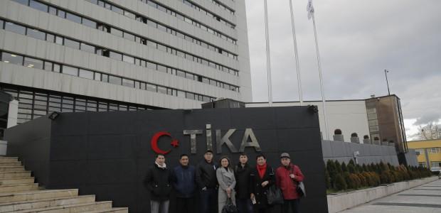 TİKA'dan Kazakistanlı Medya Mensuplarına Tanıtım Programı  - 4