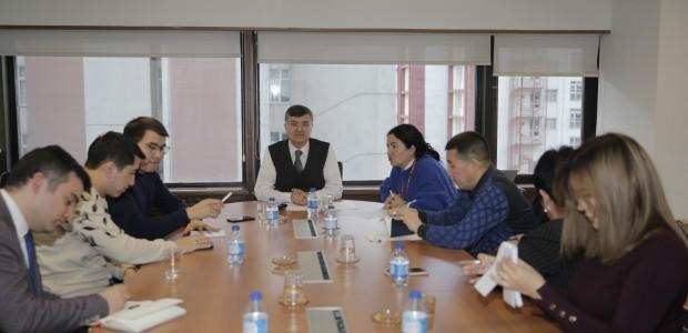 TİKA'dan Kazakistanlı Medya Mensuplarına Tanıtım Programı  - 3