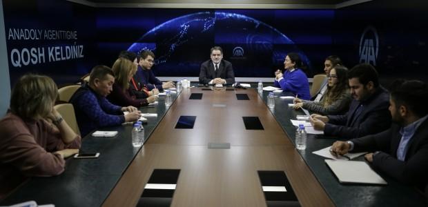 TİKA'dan Kazakistanlı Medya Mensuplarına Tanıtım Programı  - 2
