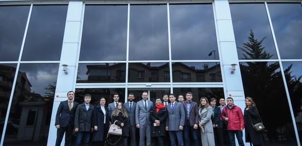 TİKA'dan Kazakistanlı Medya Mensuplarına Tanıtım Programı  - 5