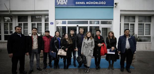 TİKA'dan Kazakistanlı Medya Mensuplarına Tanıtım Programı  - 6