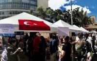 """""""تيكا"""" التركية تسلط الضوء على جهود تركيا في خدمة المهاجرين بكولومبيا"""