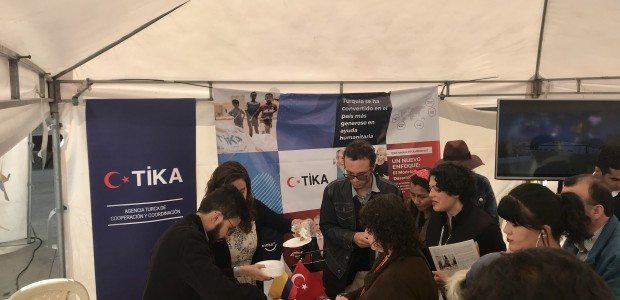 TİKA Promotes Turkey in the International Migrants Festival in Colombia - 2