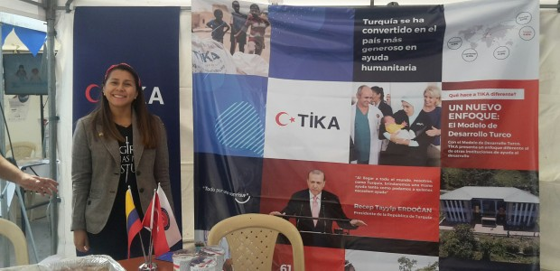 TİKA Promotes Turkey in the International Migrants Festival in Colombia - 3