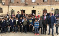 TİKA Provides Food Aid for 700 Displaced Libyan Families