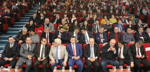"""Makedonya'da """"Balkanlarda Barışın Dili Türkçe"""" Paneli - 3"""