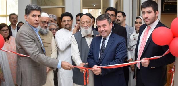 """""""تيكا"""" التركية تفتتح قاعة الدراسات التقنية في مدرسة باكستانية - 4"""