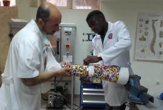 TİKA Gives Training to Doctors from Guinea Bissau and Senegal