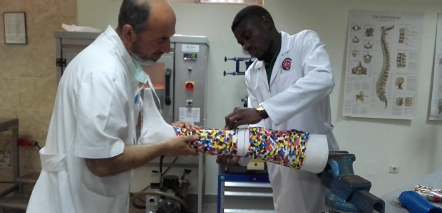 TİKA Gives Training to Doctors from Guinea Bissau and Senegal - 1