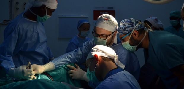 TİKA ve Yeryüzü Doktorları Sudanlı Hastalara Umut Oldu - 2