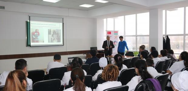 Türkiye'nin İşitme Tarama Alanındaki Tecrübesi Tacikistan'a Aktarılıyor - 3
