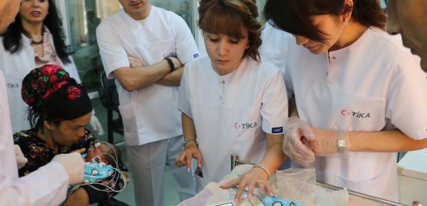 Türkiye'nin İşitme Tarama Alanındaki Tecrübesi Tacikistan'a Aktarılıyor - 7