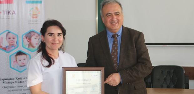 Türkiye'nin İşitme Tarama Alanındaki Tecrübesi Tacikistan'a Aktarılıyor - 8